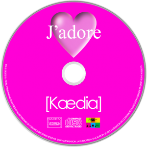 Gallette CD Kaedia